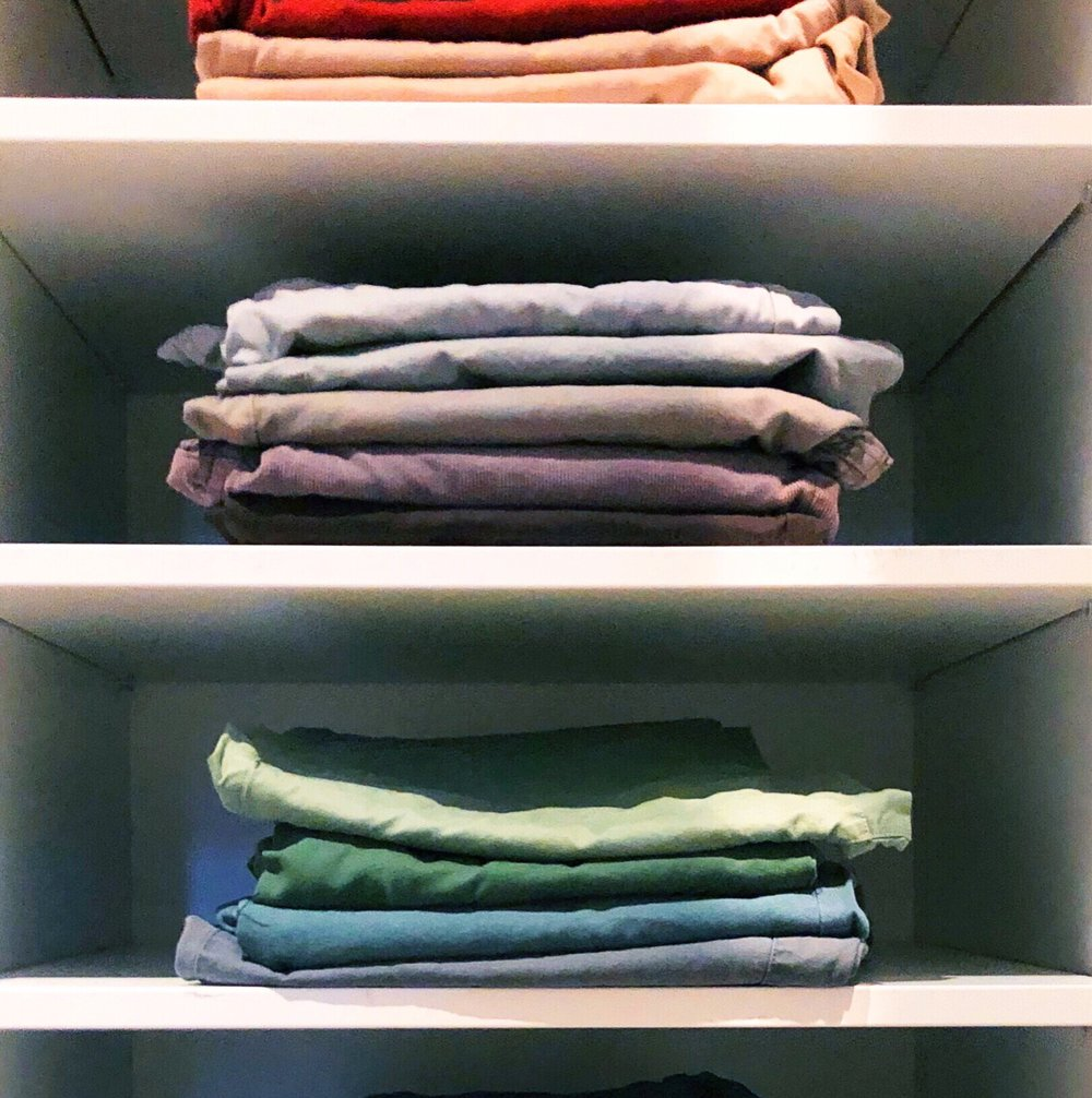Henry & Higby Closet Folded Pants.JPG