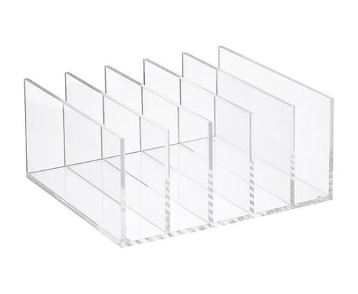 5-Section Premium Acrylic Collator