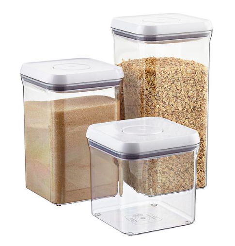 "OXO Good Grips 6"" Square POP Canisters"
