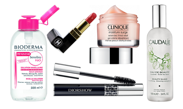 The Social: Beauty products you need to have.  Air date: August 12, 2015