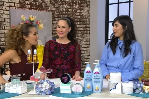 The Social:    8 products to help you get glowing from head-to-toe this winter .  Air date:  January 27, 2017