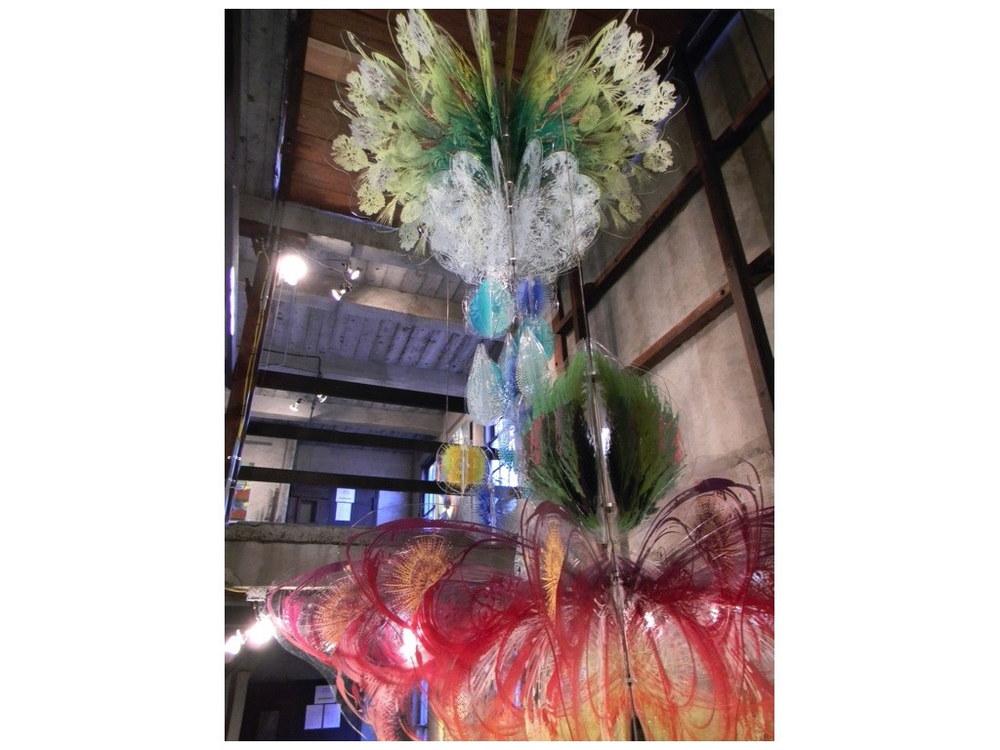 John Davis Gallery installation (detail) 2010