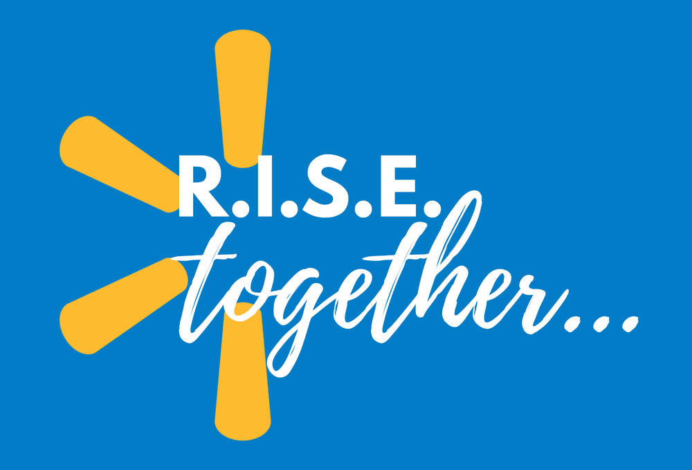 R.I.S.E. Together - - Show on Facebook & YouTube- Podcast on iTunes & Soundcloud
