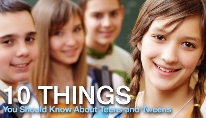 10 Things… - - Bullying & Harmful Behaviors- Cell Phones & Social Networks- Dating, Sex & Pornography- Movies & Music- Drugs & Alcohol