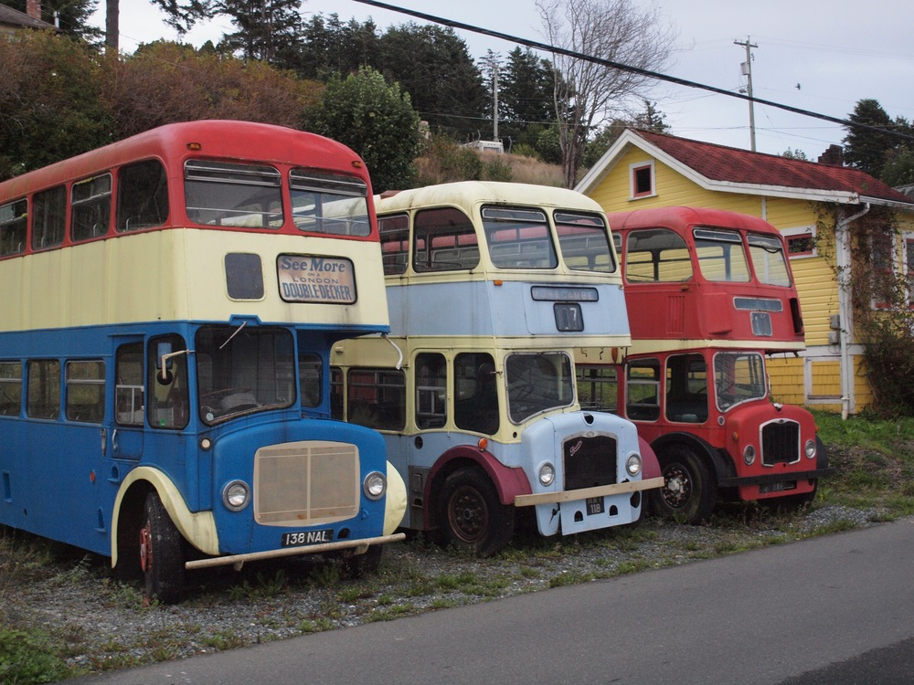 Yes....Double Deckers!