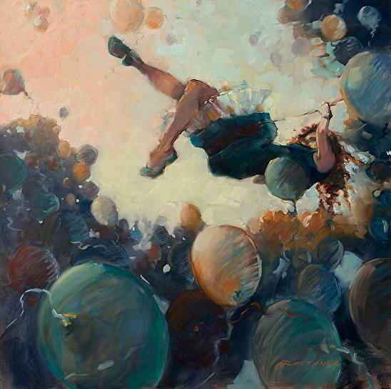 Bluethner Fine Art - Gabriola