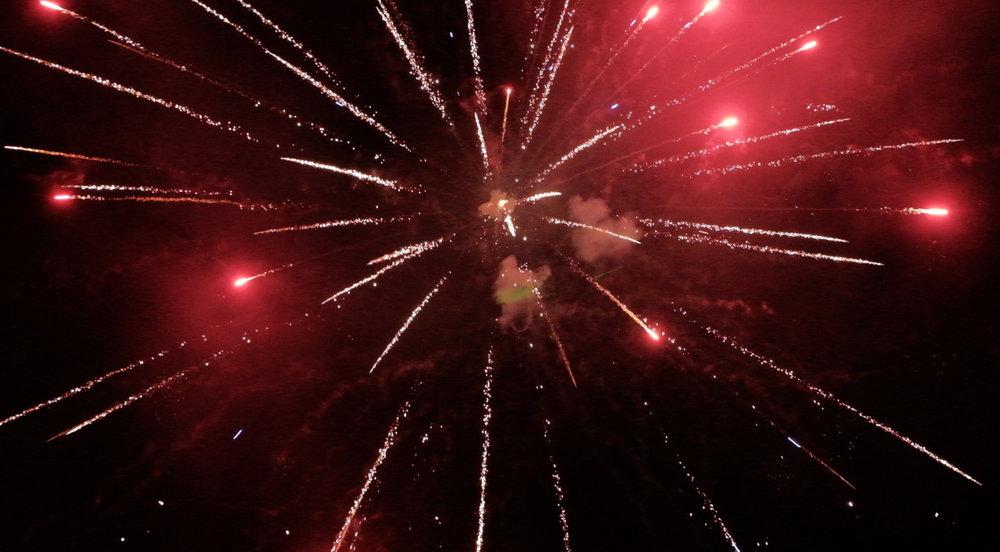 New Years in Antigua