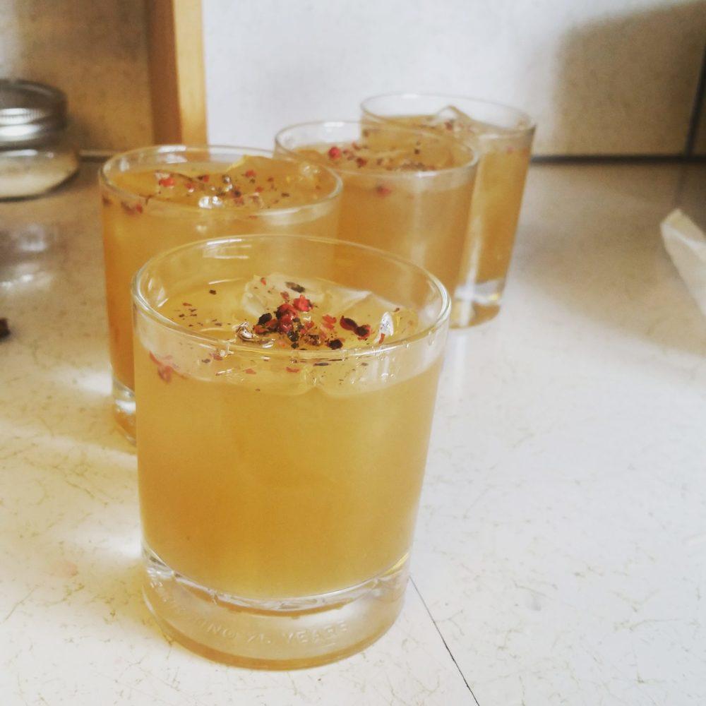 Honey Badger Booch