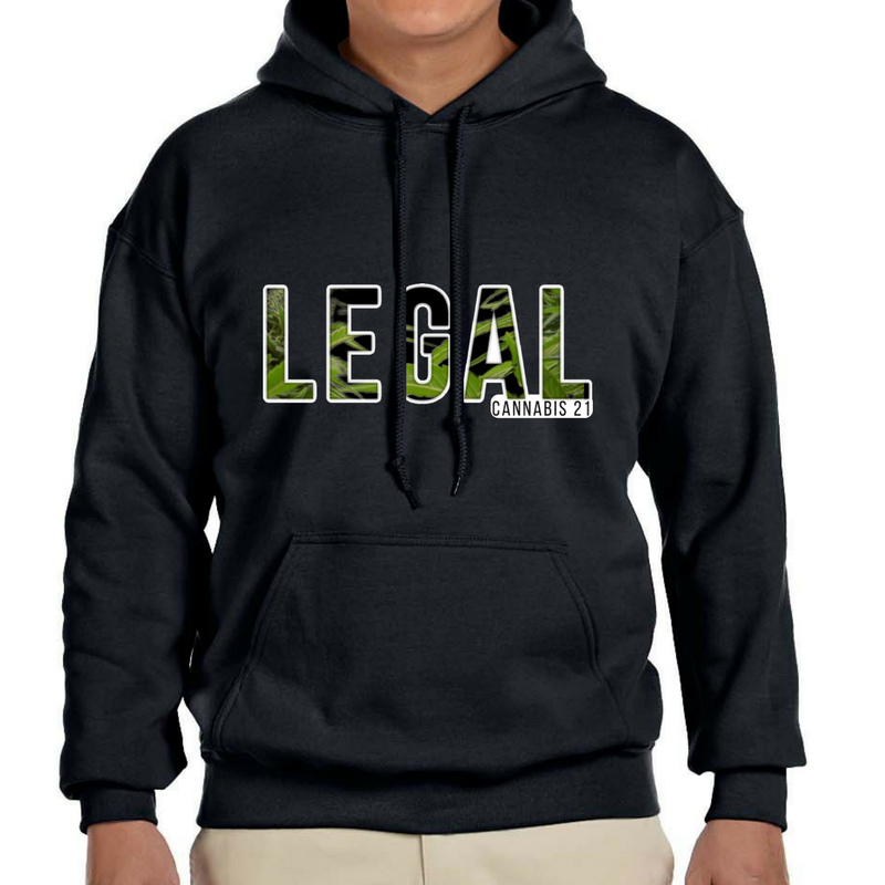 """LEGAL"" PULLOVER"