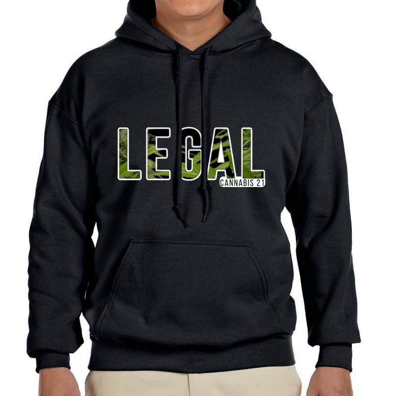 """LEGAL"" PULLOVER"