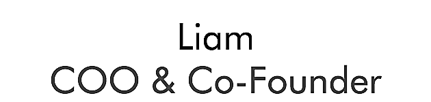 Liam Lawyer Attorney COO Co-founder