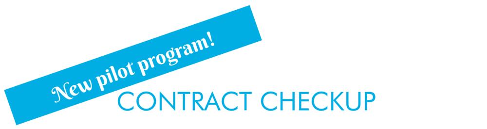 Contract Checkup