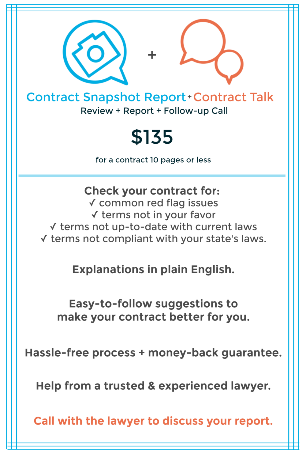 Contract Template Legal Form Help for Business Review