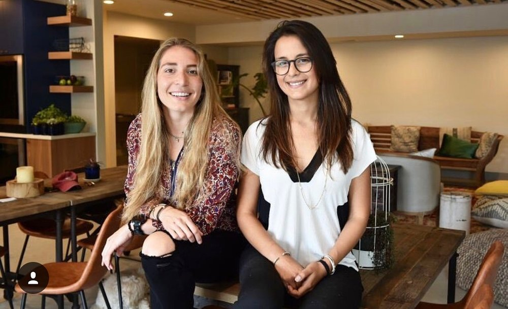 Ro Espinoza and Fabiana Trevino, co-founders of Tedge Mindful Coworking