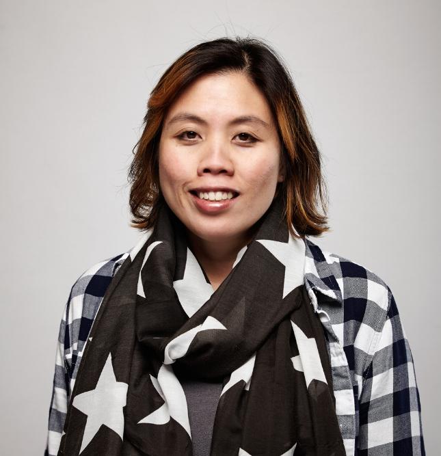 Sandra Valde-Hansen - Principal cinematographer