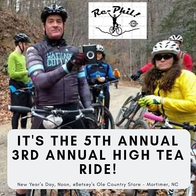 Up and at 'em party people! We'll see all of you at Betsey's Ole Country Store in Mortimer at noon for the first Maple Sally ride of the year. The dialed roads, clear and mild weather, and the promise of a good time with great people is today's High Tea Ride recipe!  See you soon!  #RideEverything #hightearide #gravelcycling #gravelgrinder #gravelcyclist