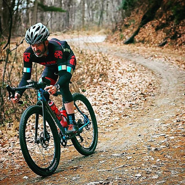 Know someone who shares your love of winter training and dirt roads? Tag two friends you'd hit the road less traveled with in the comments below!  #RideEverything #gravelcycling #gravelcyclist #gravelgrinder
