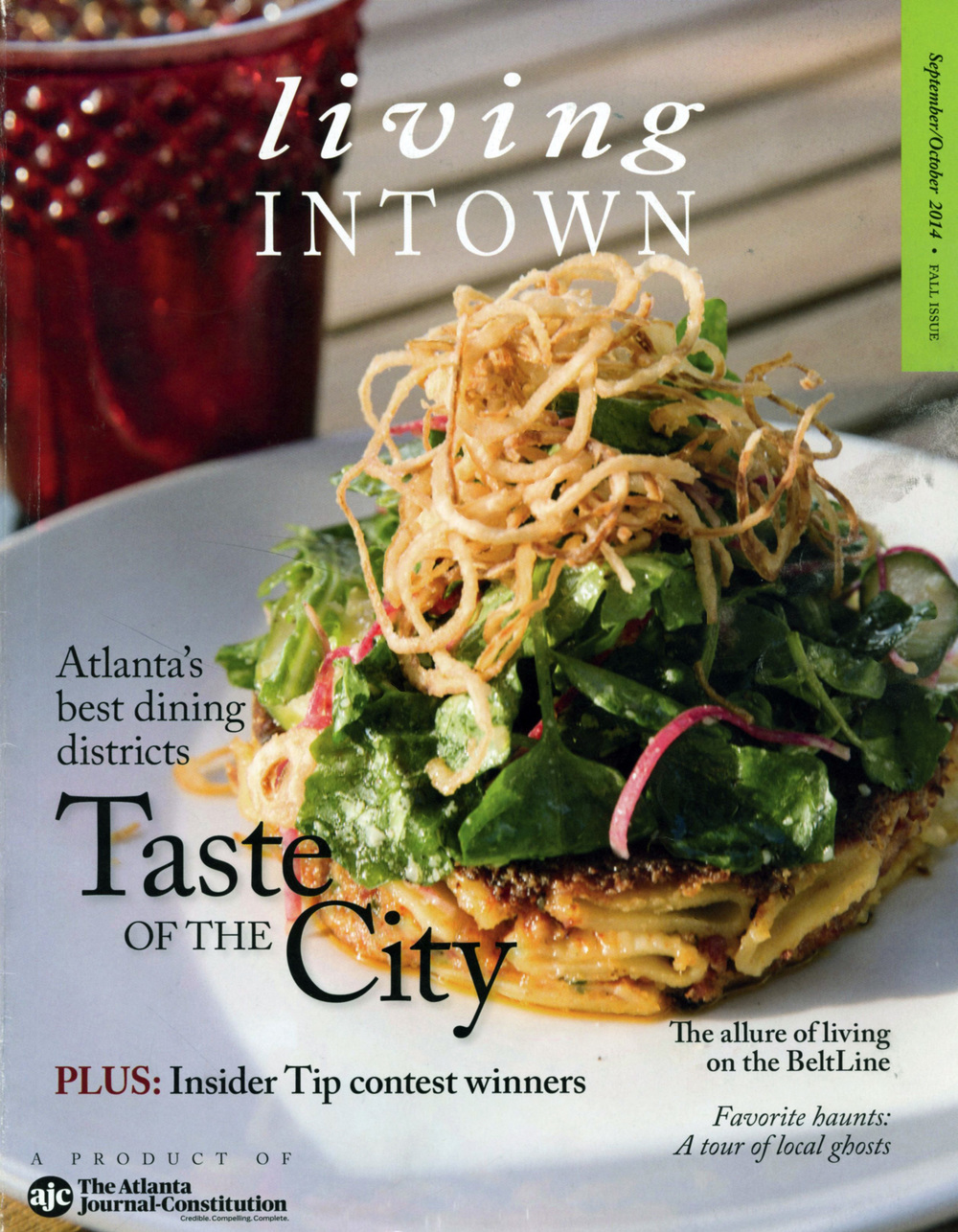 Living Intown Sept/Oct 2014