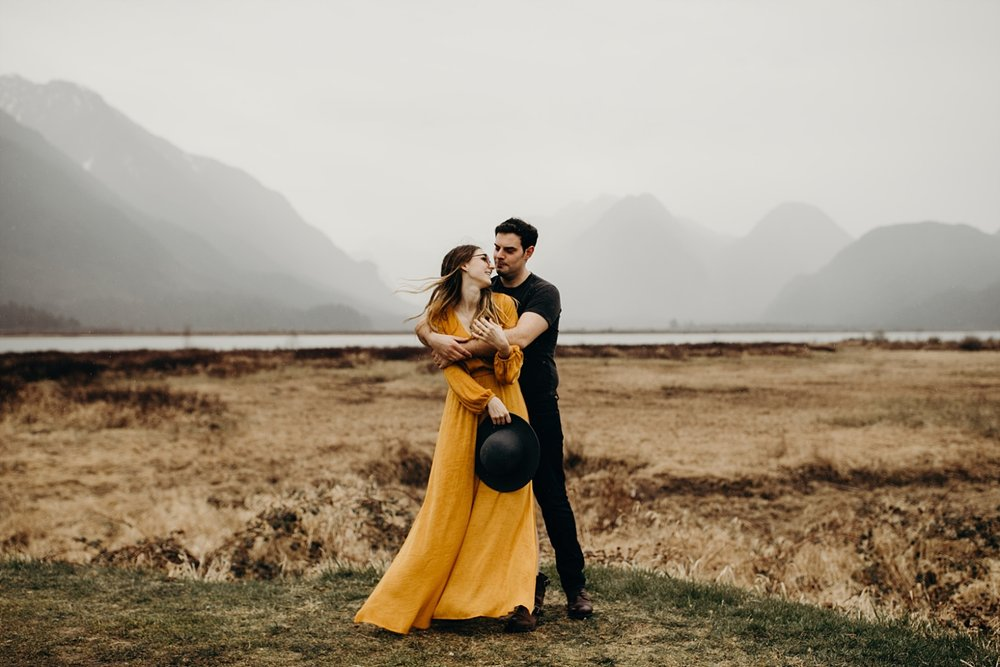 The McLachlans - Vancouver Wedding Photographers - Pitt Lake Engagements - Dan and Alleigra_0007.jpg