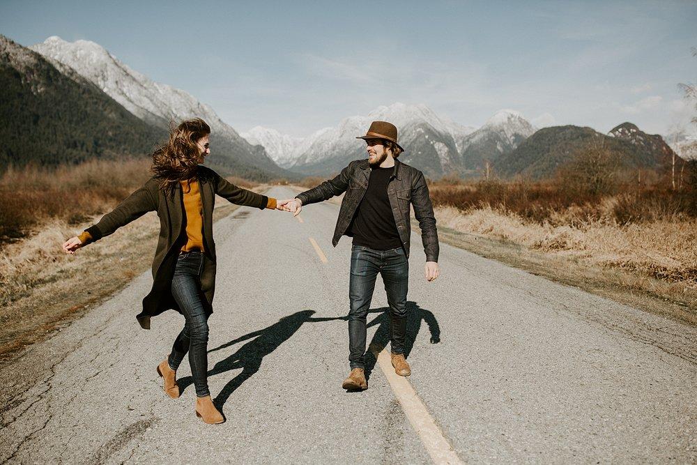 The McLachlans - Vancouver Wedding Photographers - Golden Ears Pitt Lake Engagements - John and Deidra_0011.jpg