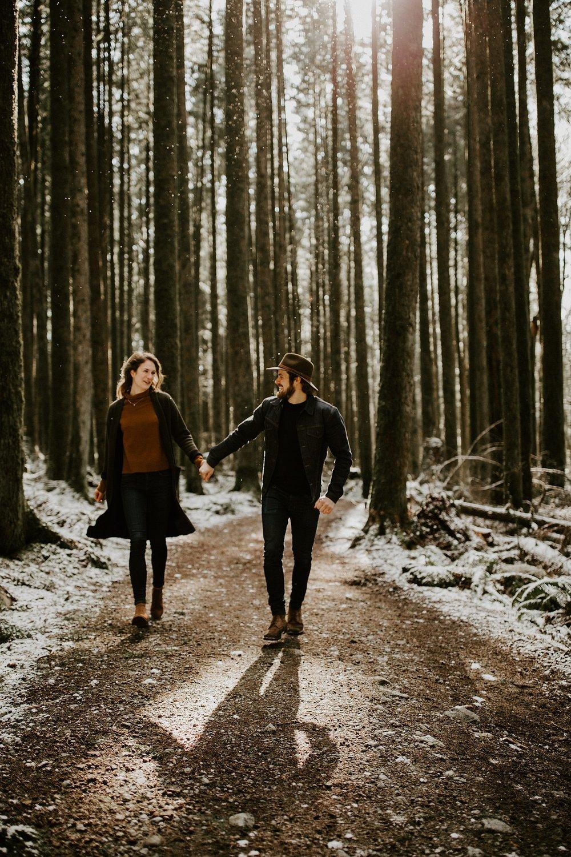 The McLachlans - Vancouver Wedding Photographers - Golden Ears Pitt Lake Engagements - John and Deidra_0019.jpg
