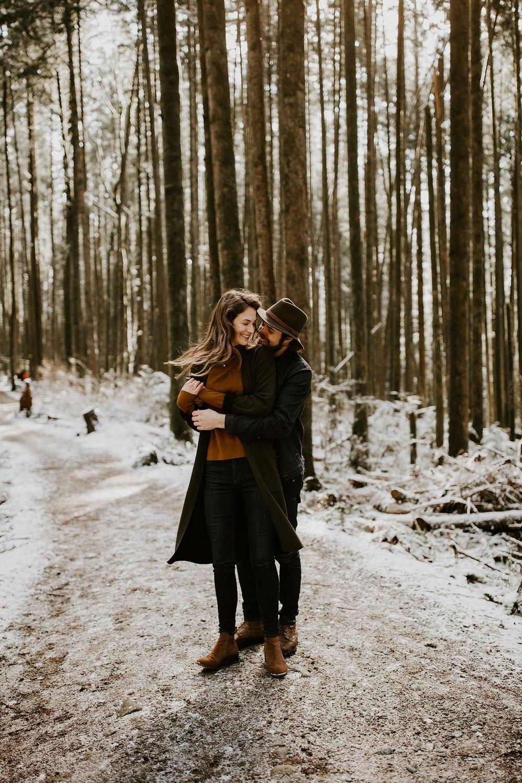 The McLachlans - Vancouver Wedding Photographers - Golden Ears Pitt Lake Engagements - John and Deidra_0024.jpg