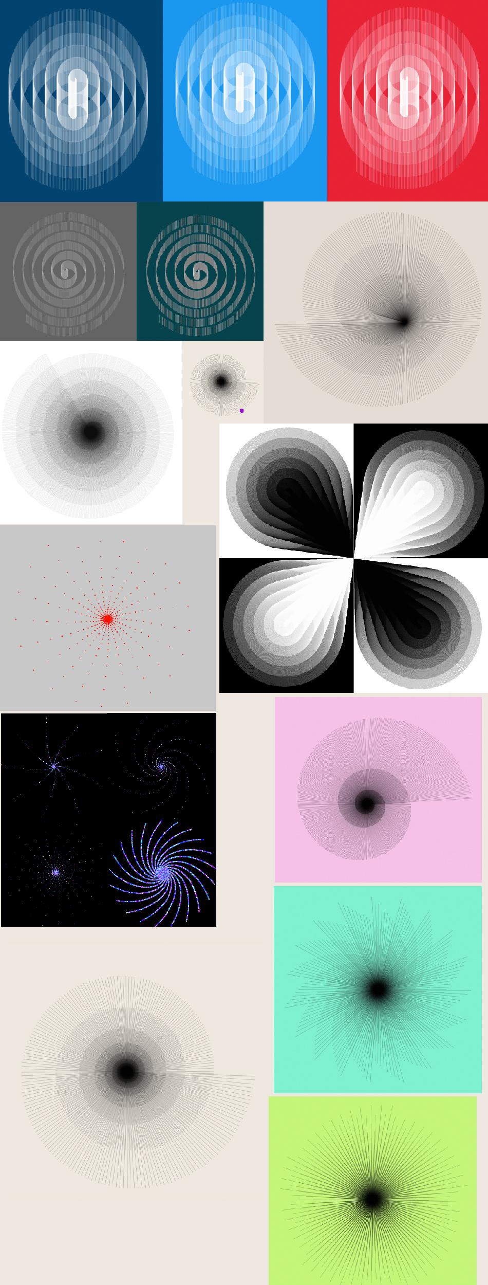 spirals-collection