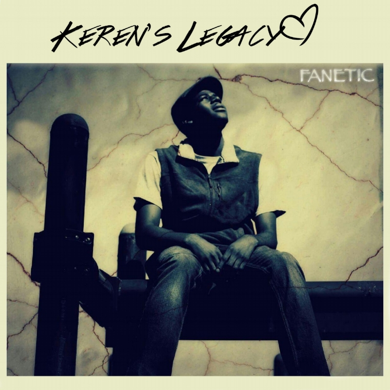 art cover |  fanetic / keren's legacy   FRONT