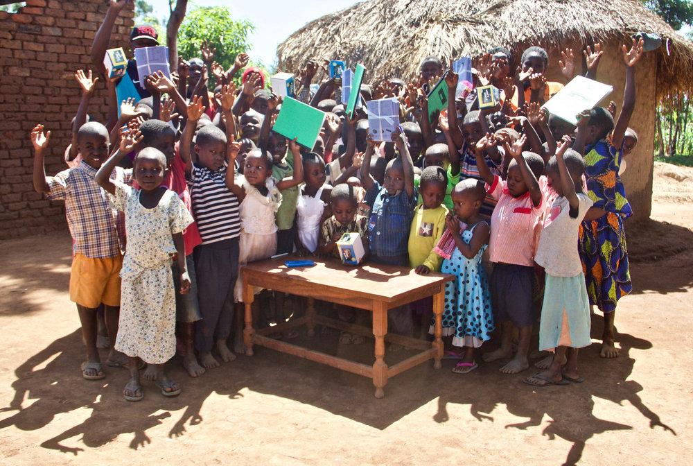 Vespere Uganda