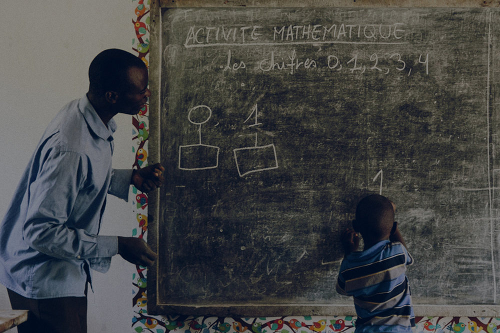 27 million - Over 27 million children around the world remain out of school in conflict areas.