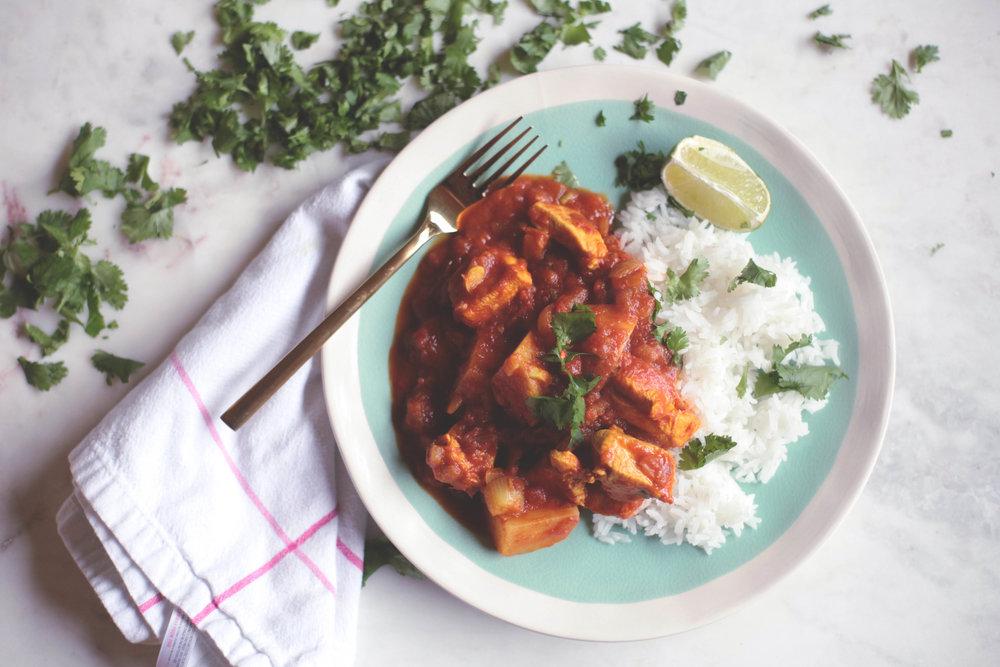 Authentic Chicken Curry- Tastemaker Blog