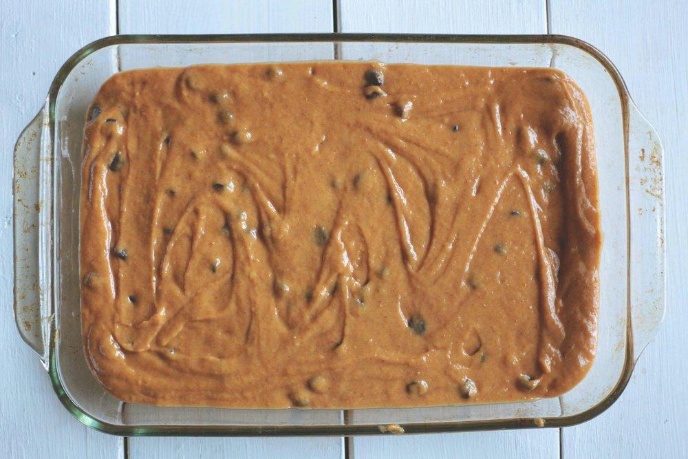 Pumpkin Chocolate Chip Bars - Tastemaker Blog