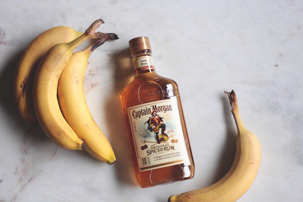 Bananas Foster Donuts Recipe - Tastemaker Blog