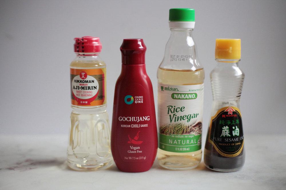Korean Barbecue Tacos with Vinegar Slaw - Tastemaker Blog