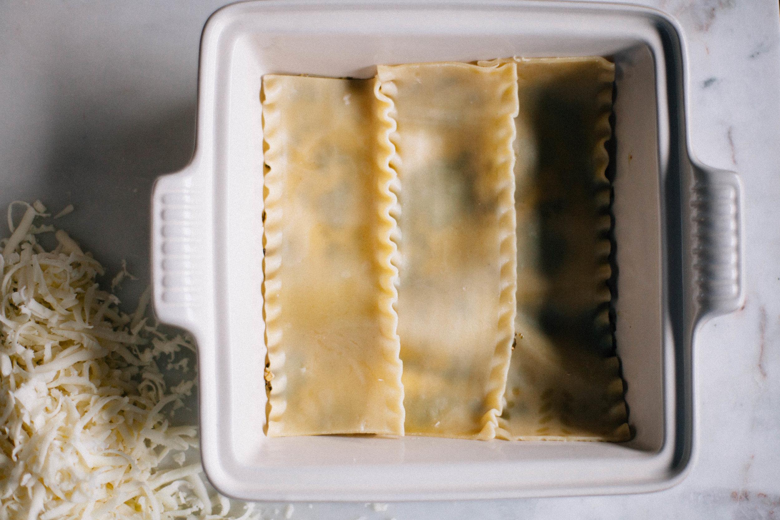 Lasagna Verde - Tastemaker Blog