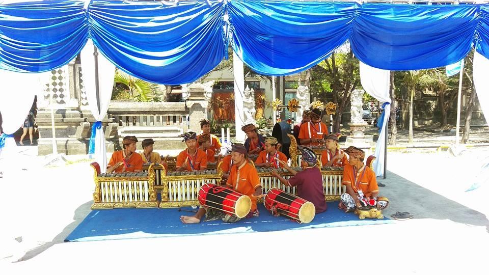 Gamelon orchestra