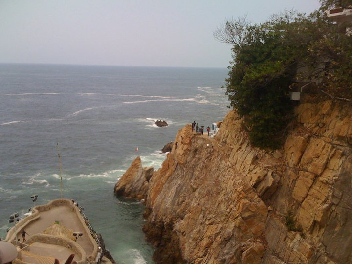 Cliff Divers of Acapulco