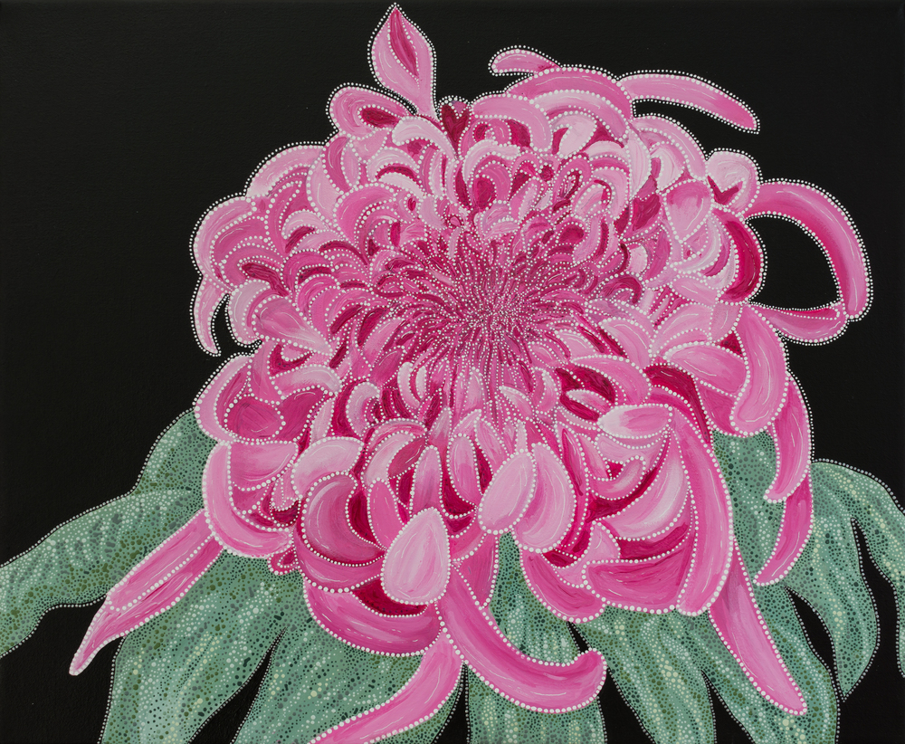 Chrysanthemum 2.