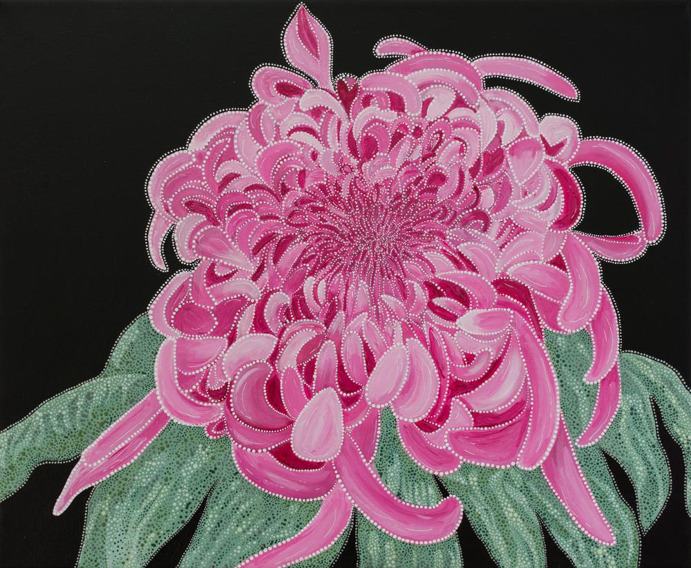 Chrysanthemum 2.