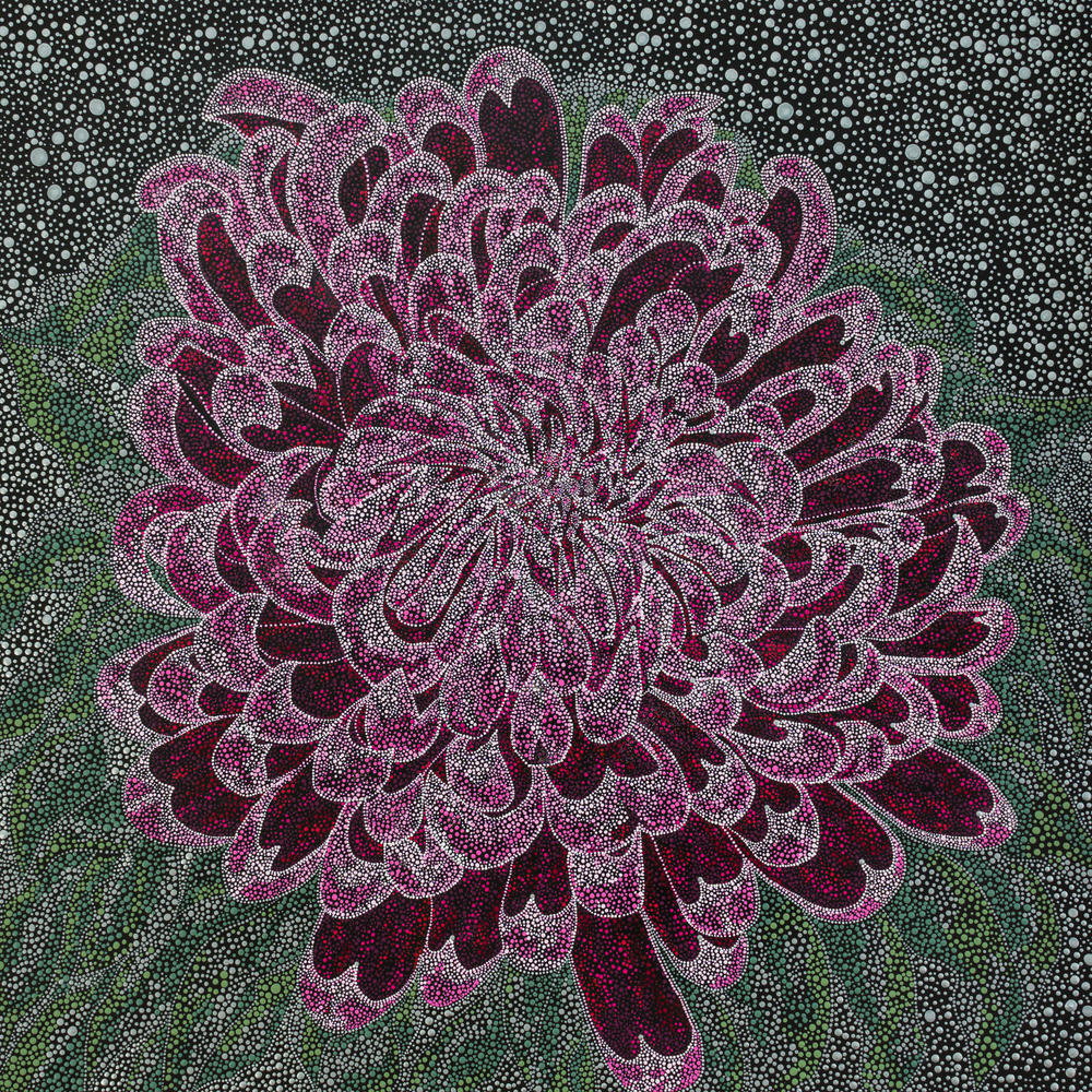 Star of chrysanthemum