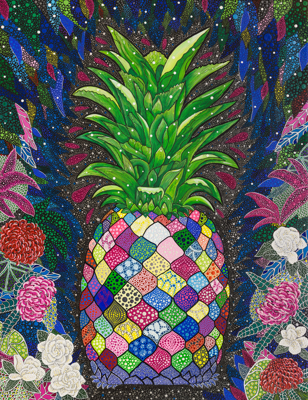 Pineapple for Anna