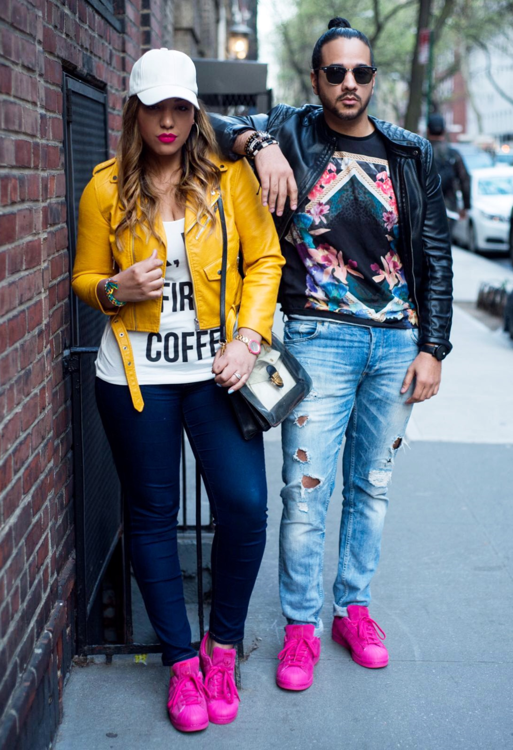 Fashion Couple NYC