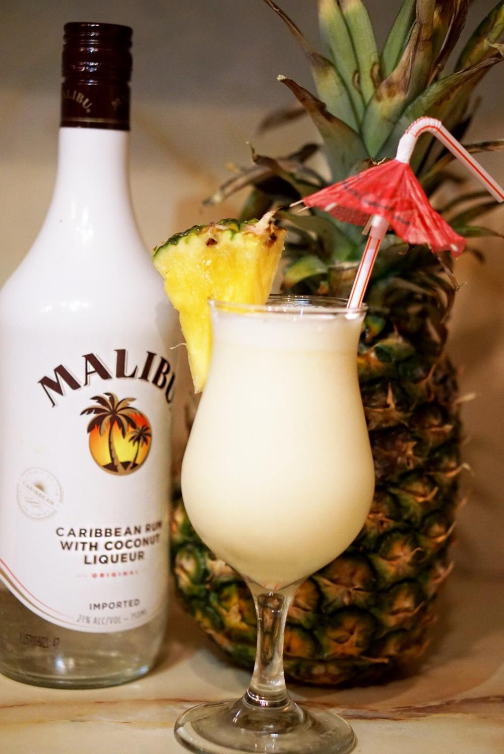 Malibu Pineapple Colada