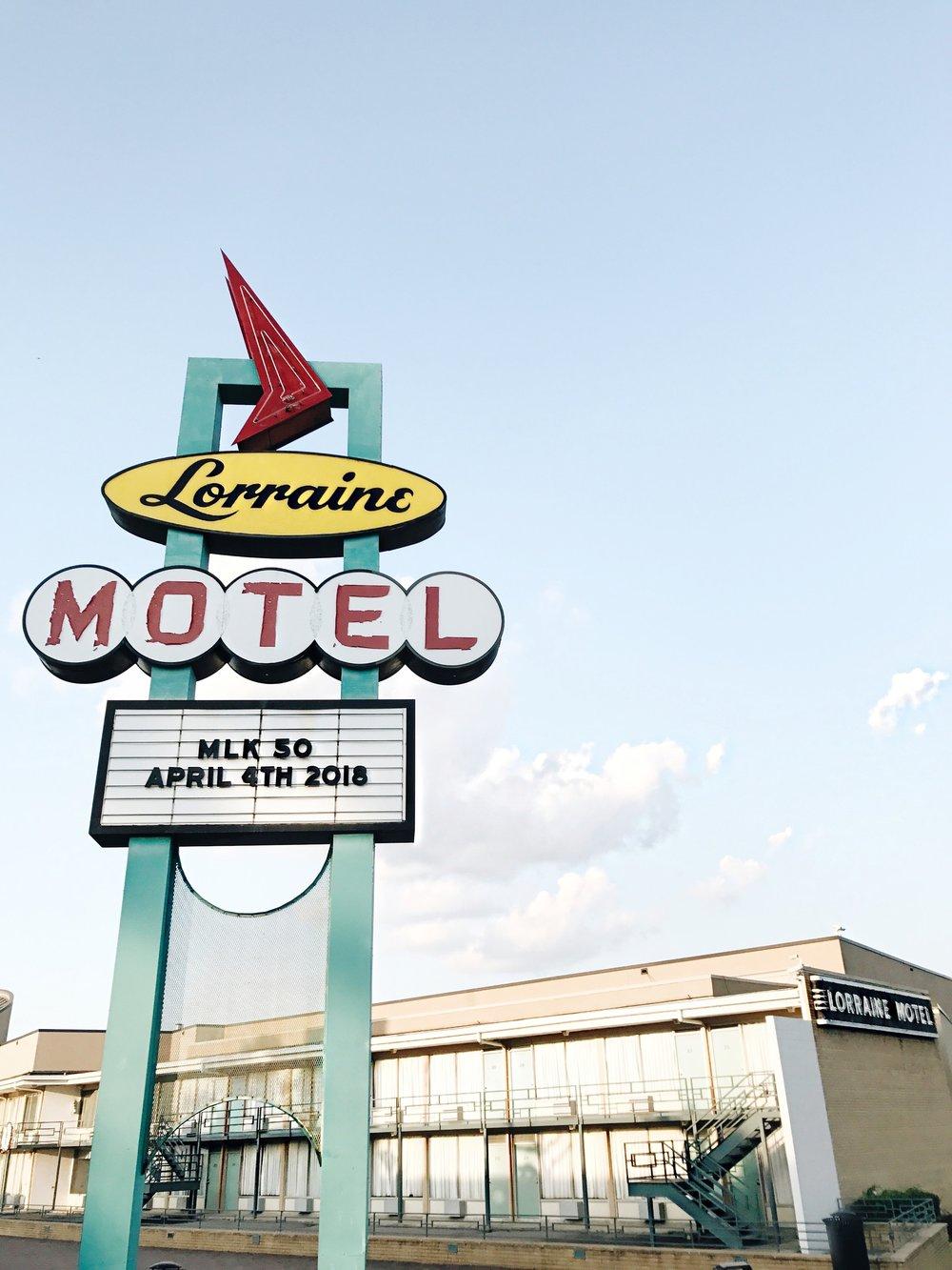 Lorraine Motel -