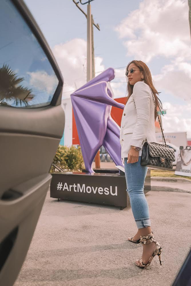 Art Moves U Miami