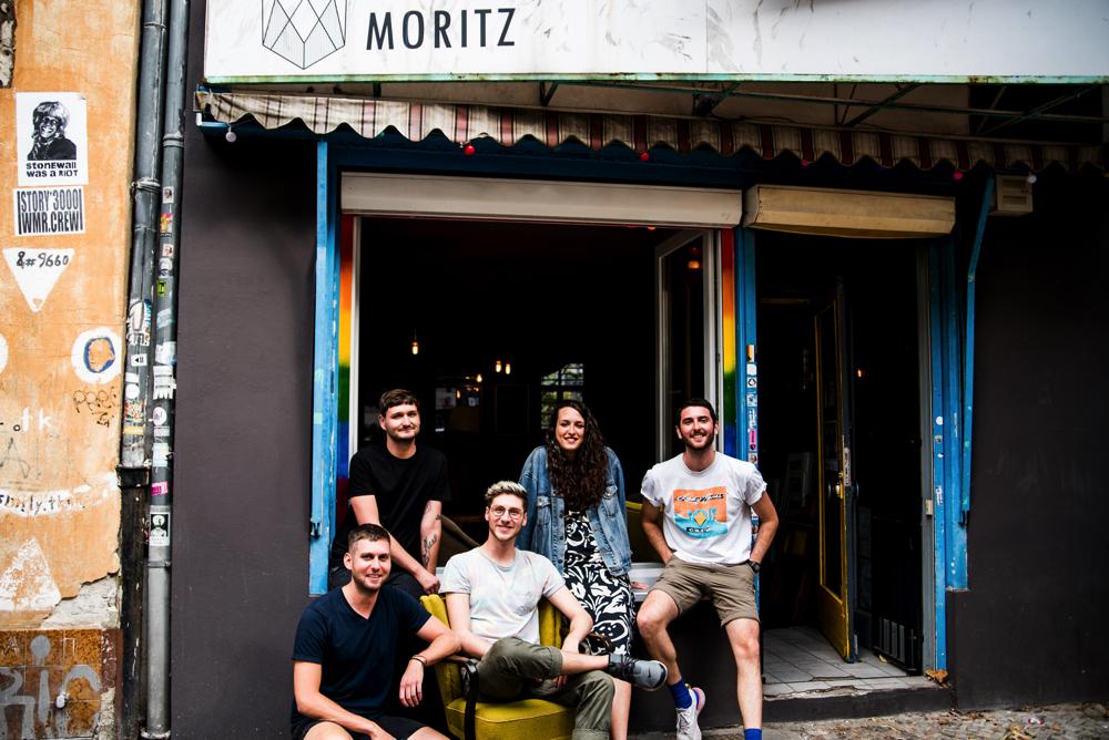 Moritz Bar Team