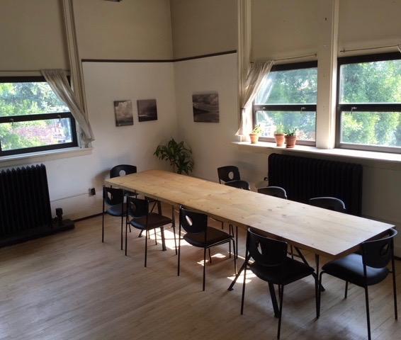 Studio 204 in The Emerson