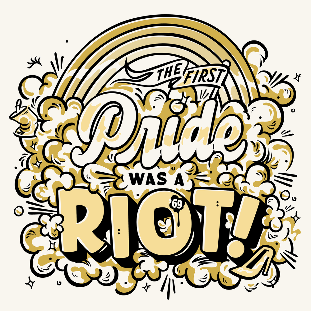The First Pride was a Riot