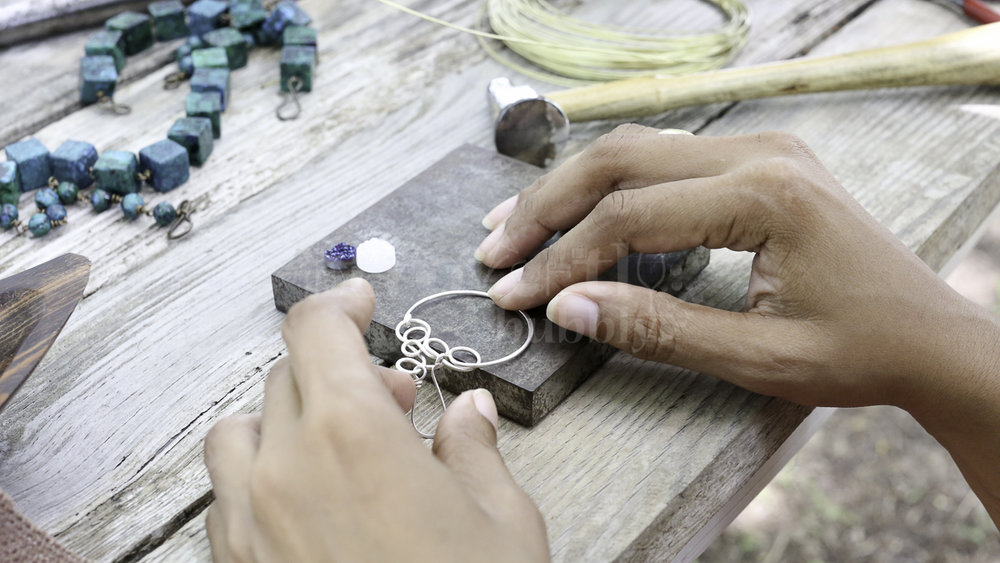 Jewelery Making With Haute Wire, Salomi Hope. Local Artisan Maker Series-25.jpg