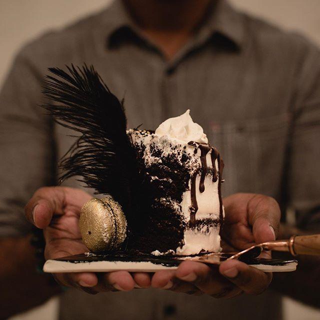 Chocoholic?!!! Dinner: Linger 03 Cake by @moysglutenfreekitchen